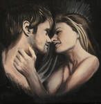 Eric and Sookie by coso87