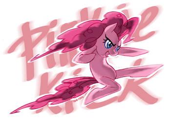 Pinkie Kick