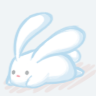Bunny-chan free avatar by atomicspacemonkey
