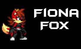 Fiona fox sprite by supersilver27