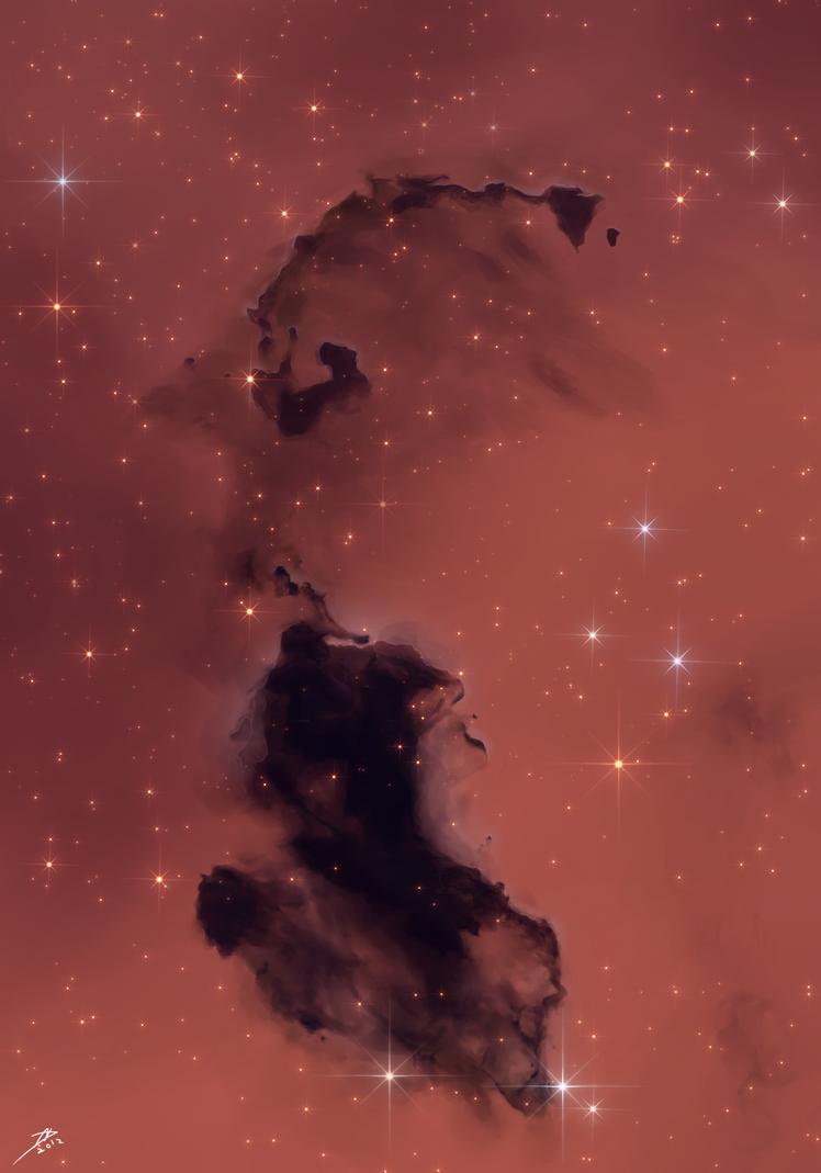 NGC 281 by NikolaDun