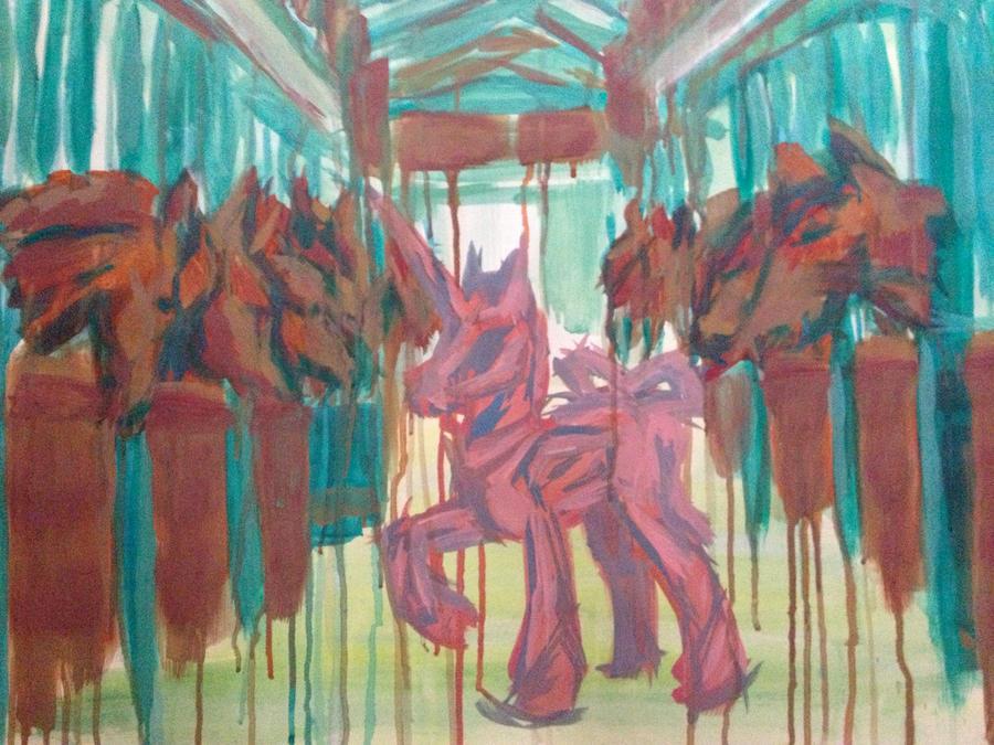 Oppan Pony Style by Explonova
