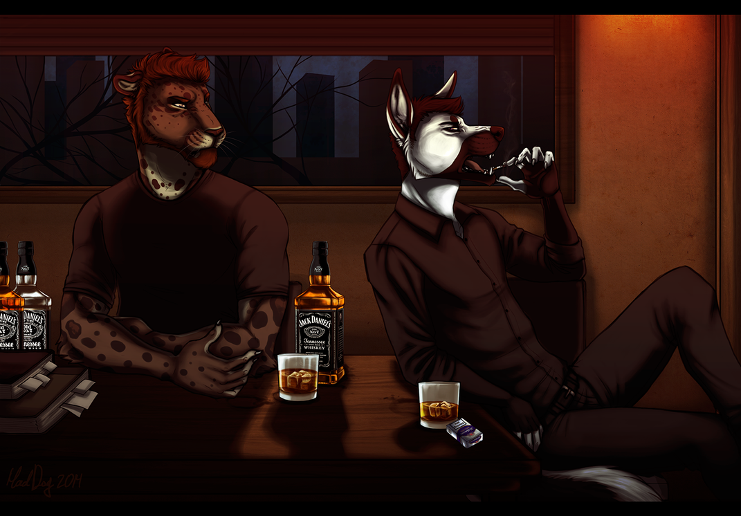 Bussines as usual by the-MadDog