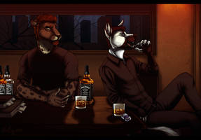 Bussines as usual by MadDogVII