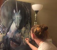 Dark Horse Fantasy WIP
