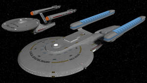 USS Excelsior 1