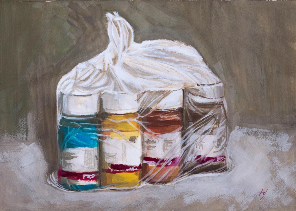 My paints by h-i-l-e-x
