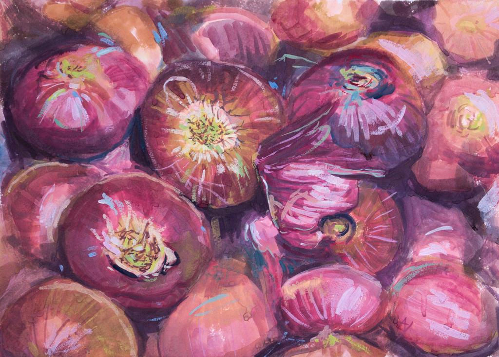 Onion family by h-i-l-e-x