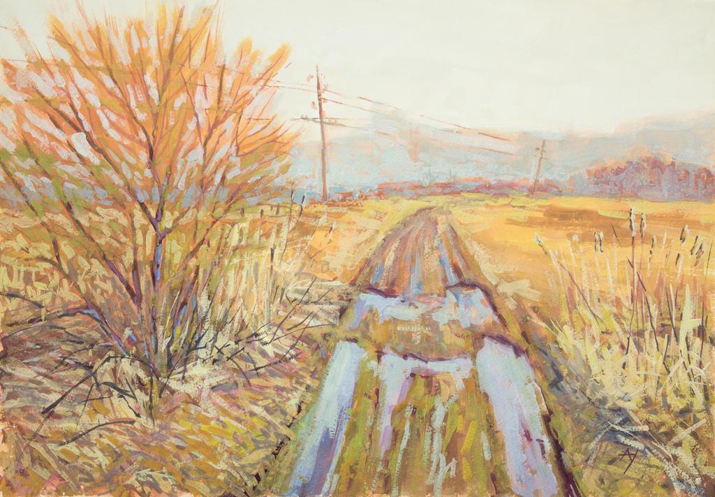 April road by h-i-l-e-x