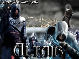Altair by ArcanaHunkCamreKaenz