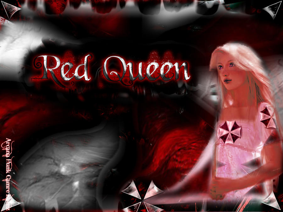 The Red Queen by ArcanaHunkCamreKaenz on DeviantArt