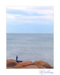 The fisherman by teea