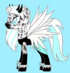 Inertia as a pony