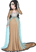 Sapphira the Otter by Breebles