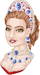 Miss Russia Portrait by Breebles