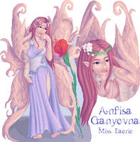 Miss Faerie by Breebles