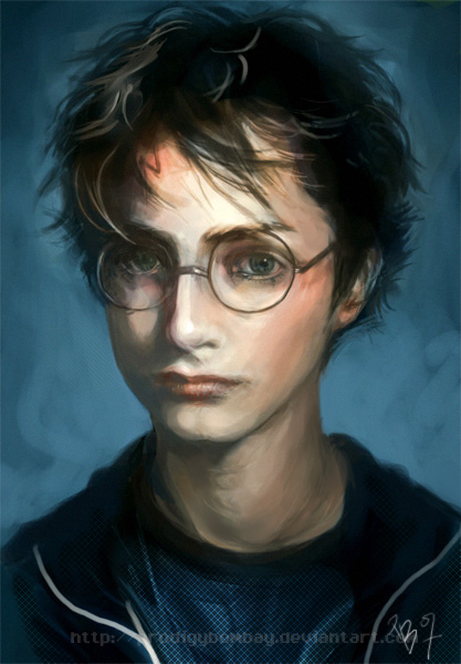 Harry J. Potter by ProdigyBombay