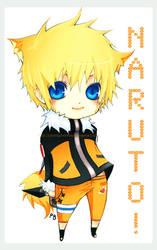 Chibi Naruto by ProdigyBombay