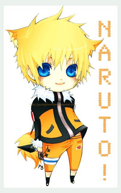 Chibi Naruto by ProdigyBombay on DeviantArt