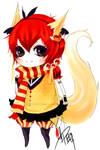 Chibi Fox - Gaia