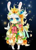Bunny Mage by ProdigyBombay