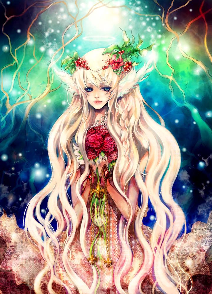 Winter Seraph by ProdigyBombay