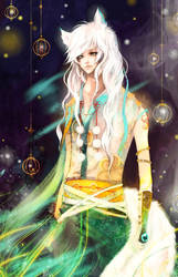 Kitsune by ProdigyBombay
