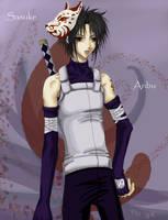 Sasuke - the future: Anbu - by ProdigyBombay