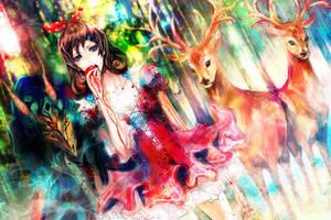 Snow White by ProdigyBombay