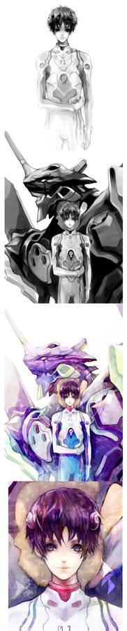 Progress Shots - Shinji