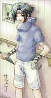 Sasuke - Itachi - 10k kiriban by ProdigyBombay