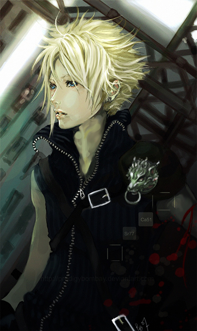 Cloud Strife AC by ProdigyBombay
