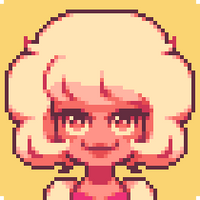 Pink Diamond by runmry