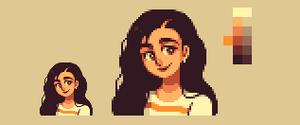 Portrait practice 1
