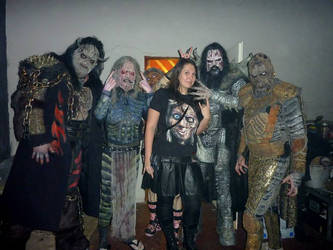 with Lordi 2013 by anushkacz