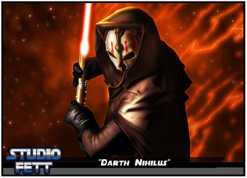Darth Nihilus-by Studio Fett