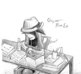 Ginjivere - Private Eye by Stormityne