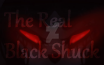 Blanc the real black shuck by Ommetaphillia