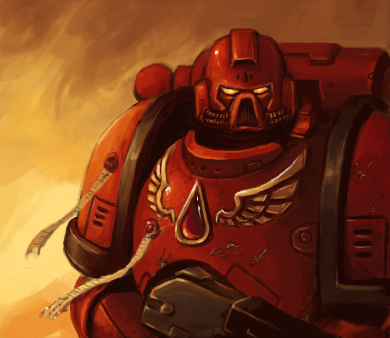 [W40K] Collection d'images : Space Marines Forged_in_blood_by_fonteart-d596y42