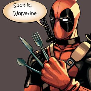 Suck it Wolverine