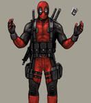 Deadpool Concept