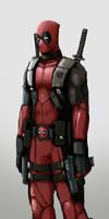 Deadpool concept by FonteArt