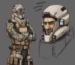 Future Soldier Designs
