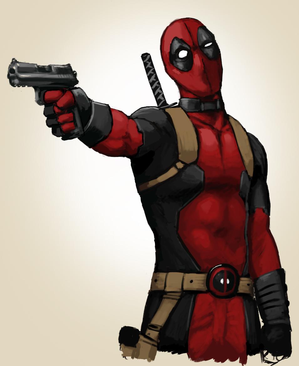 Deadpool by FonteArt
