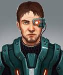 Sci Fi Character 2