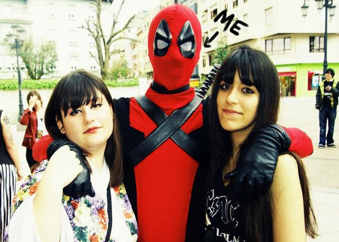 Deadpool n' friends by FonteArt