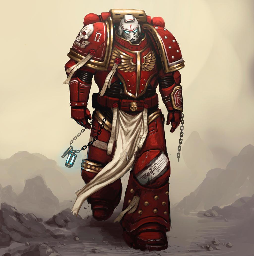 Warhammer 40k death company wallpaper - Jasonjuta 956 51 Angel Of Death By Fonteart