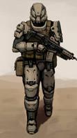 Spec Ops Commando
