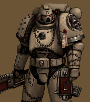 MOAR space marines!