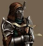 Hooded Knight